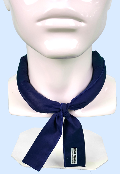 Neck Tie Cooler - Royal Blue